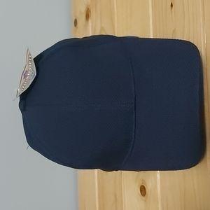 NWT AJM blue hat sz adult small